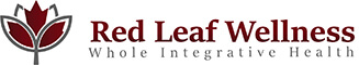Red Leaf Wellness Logo